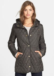 Ellen Tracy Quilted Anorak (Regular & Petite) (Online Only)