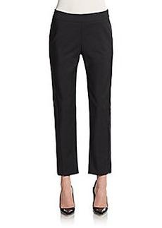 Ellen Tracy Slim Cropped Pants
