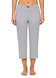 Ellen Tracy® Thin Stripe Knit Capri Pants