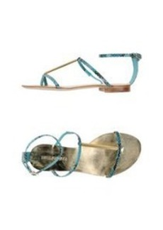 EMILIO PUCCI - Thong sandal