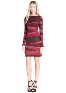 Emilio Pucci Body-Con Bandage Dress