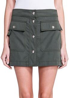 Emilio Pucci Cargo Mini Skirt