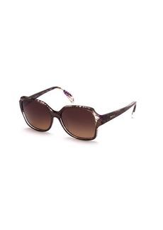 Emilio Pucci Chic Graphic Sunglasses