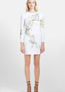 Emilio Pucci Embellished & Embroidered Dress