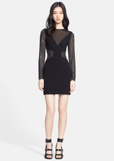 Emilio Pucci Embellished Sheath Dress