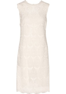 Emilio Pucci Embroidered lace dress