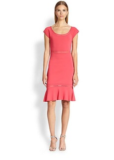 Emilio Pucci Flirty Knit Dress