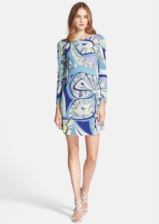 Emilio Pucci Flower Power Print Dress