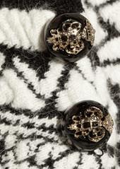 Emilio Pucci Intarsia knitted sweater