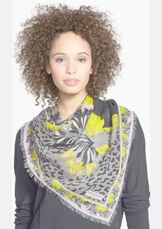 Emilio Pucci 'Khiva' Wool & Silk Scarf