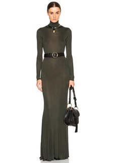 Emilio Pucci Long Knit Dress