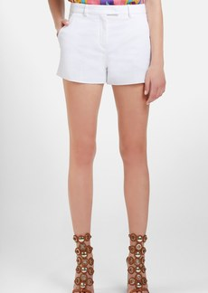 Emilio Pucci Stretch Cotton Shorts