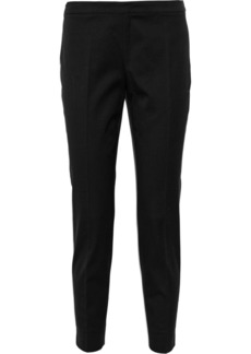 Emilio Pucci Stretch-cotton twill straight-leg pants