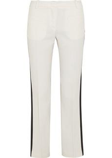 Emilio Pucci Twill tuxedo pants