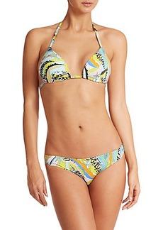 Emilio Pucci Two-Piece Padded Bikini
