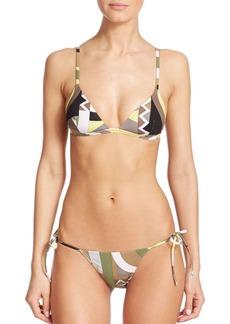 Emilio Pucci Two-Piece Printed Bikini