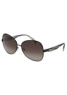 Emilio Pucci Women's Butterfly Black Sunglasses