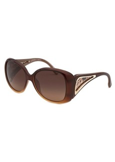 Emilio Pucci Women's Capsule Square Brown Gradient Sunglasses