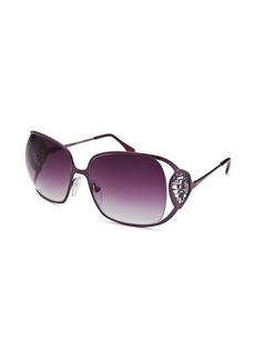 Emilio Pucci Women's Square Purple Sunglasses and Lenses