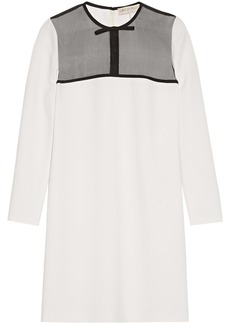 Emilio Pucci Wool-blend dress