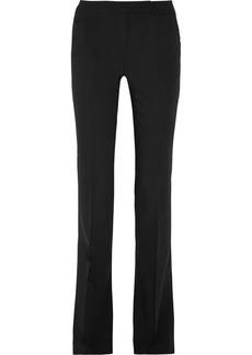 Emilio Pucci Wool-crepe straight-leg pants