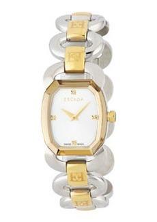 Escada Charlene Diamond Bracelet Strap Watch
