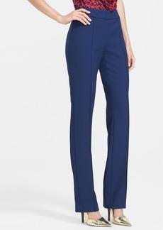 ESCADA 'Columbo' Slim Wool Pants