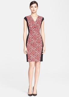 ESCADA 'Darlita' Print Sheath Dress