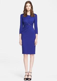 ESCADA 'Devana' Ruched Jersey Dress