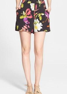 ESCADA Floral Print Shorts