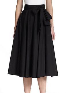 Escada Full Wrap Skirt