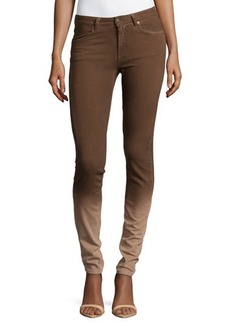 Escada Ombre Denim Skinny Pants
