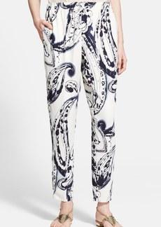 ESCADA Paisley Print Pants