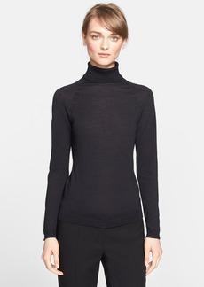 ESCADA Silk & Wool Turtleneck Sweater