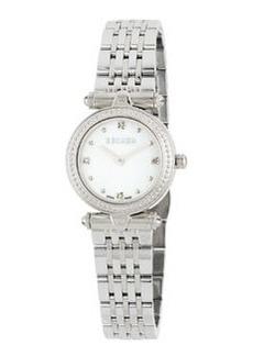 Escada Stainless Steel Mini Two-Hand Vanessa Watch w/ Diamonds
