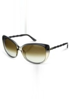 Escada Sunglasses SES228-0AG1 Cat Eye Non-Polarized Sunglasses