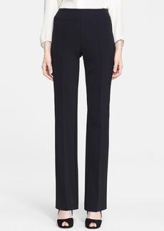 ESCADA 'Tonisa Dondi' Straight Leg Jersey Pants