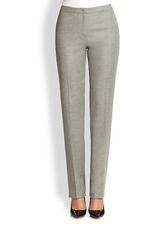 Escada Tovah Wool/Cashmere Trousers