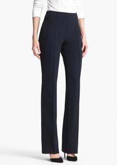 ESCADA 'Tzella' Straight Leg Techno Woven Pants