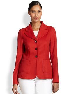 Escada Wool Jersey Jacket