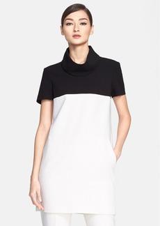 ESCADA Wool Piqué Tunic Dress