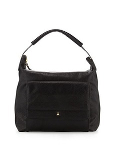 Etienne Aigner Daily Leather Hobo Bag