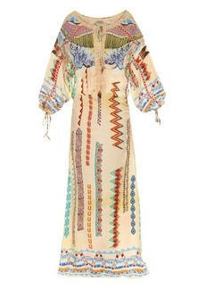 Etro Abstract-print maxi dress