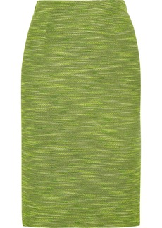 Etro Cotton-blend tweed pencil skirt
