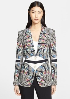 Etro Floral Mandala Print Jacket