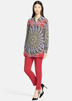 Etro Floral Mandala Print Tunic