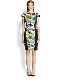 Etro Garden Paisley Dress