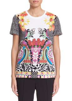 Etro 'Matisse' Print Cotton Tee