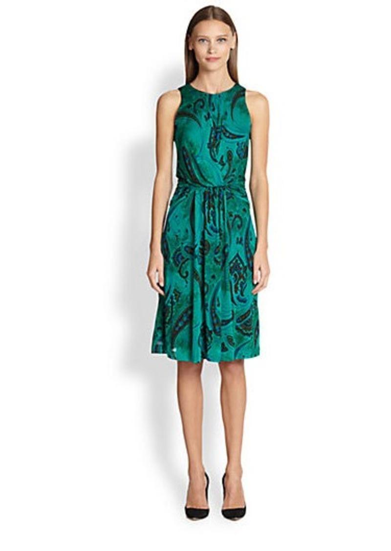 Etro Paisley Dress