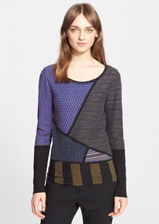 Etro Patchwork Sweater